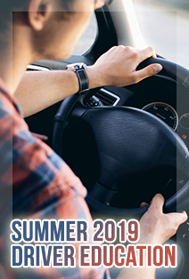 Driver Education - Summer 2019